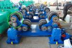 Rotor de soldadura Uno mismo-alineado industrial que da vuelta a Rolls para la tubería