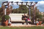 fundas de asiento al aire libre del oscilación