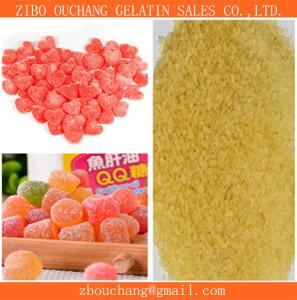China food grade beef skin gelatin on sale