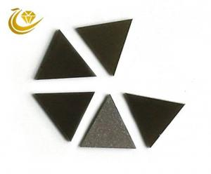 China Polycrystalline Structure CVD Diamond Tool Blanks Low Friction Coefficient on sale