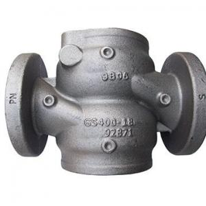 China Various Types Valve Body Casting For Gate Globe Safety Check Valve on sale