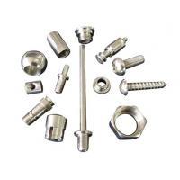 ISO9001-2000 / ISO16949 Bolts Nuts Screws Special Fasteners , OEM