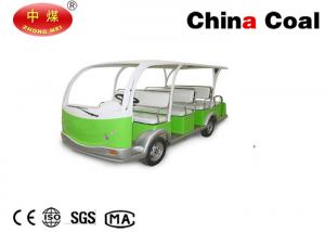 China Leisure Transport Scooter Equipment 14 Seat Electric Golf Cart for 14 People on sale