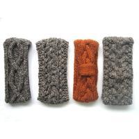 Hand Knit Headbands, Crochet Neck Warmers, Knit Head Bands