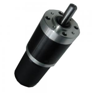 China Stable Operation Brushless DC Motor / Bldc Electric Motor With Planetary Gearbox on sale