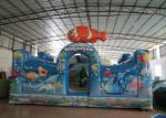 New Design Inflatable Undersea World Fun City Amusement Park On sale