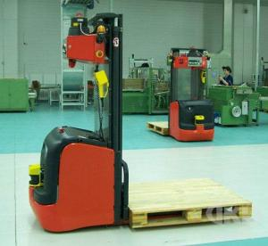 China Automatic Forklift Automated Guided Vehicle Agv on sale