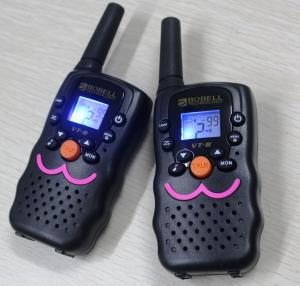 China New VT8 kitty hand free phone walkie talkie toy for kids on sale