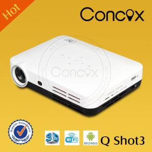 China Portable min projector Concox Q shot3 on sale
