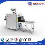 Police Bi-Directional X Ray Baggage Scanner