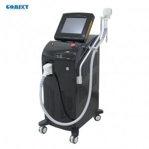China Professional Hair Removal Machine Platinum 755nm 808nm 1064nm Diode Laser Hair Removal Machine on sale
