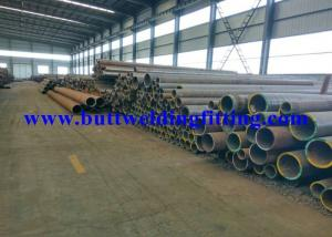 China Seamless Alloy API Carbon Steel Pipe A335 Standard P2 / P5 / P9 / P11 / P12 / P22 on sale