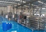 Food Grade SS304 drinkable Paste Tomato Processing Line