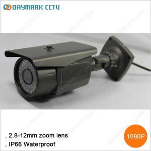 China Infrared Outdoor 1080p Night Vision Camera Full HD CCTV Camera on sale
