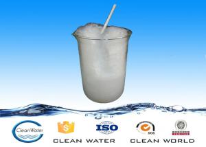 China White Liquid Organic Silicon Defoamer CW802 ISO / BV PH 6.5 ~ 8.5 For Clean Water on sale