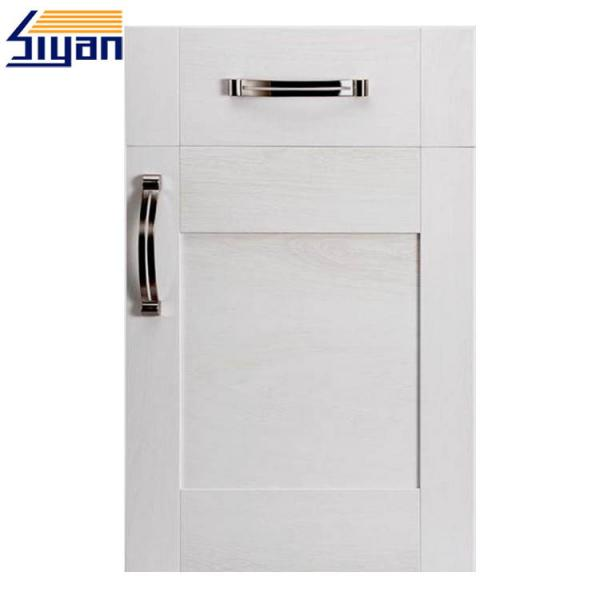 White Replacement Kitchen Cupboard Doors And Drawer Fronts Vinyl