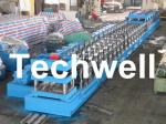 380V, 3 Phase 50Hz Two Wave Guardrail Roll Forming Machine for Highway Guardrail