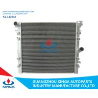 Jeep Auto Spare Parts / Aluminium Water Cooling Radiator For Classic Car 560*505*48mm