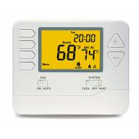 China 236 g 5 - 1 - 1 Programmable Digital Room Thermostat For Air Conditioning System on sale