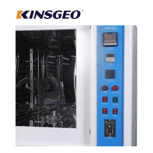 China 225L Stainless Steel Plate SUS304 Three Box Temperature Humidity Thermal Shock Test Chamber on sale