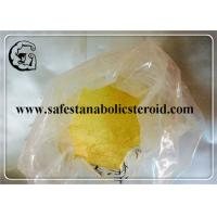 Trenbolone base CAS 10161-33-8 yellow Raw Steroid Powders for muscle building