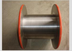 China Double Layer Metal Bobbin For Wire Bunching Machine DIN200 To DIN1250 DIN46395 /DIN46397 Standard on sale