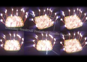 Quality Way To Celebrate Red Sparkler Birthday Candles A Single Spunk Flames For Sale