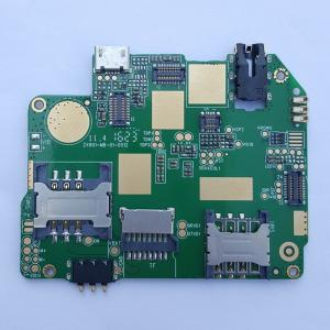 China FR4 Printed circuit board assembly Android Smart Mobile motherboard on sale
