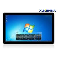 China Windows 7 OS IR Touch Screen Information Kiosk With All In One PC on sale