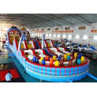 Giant Inflatable 5k Game Adult Inflatable Obstacle Course For Sale