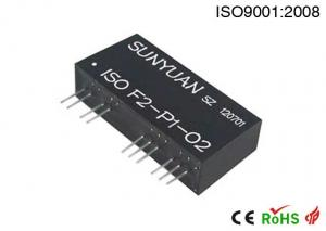 China 5VDC Signal Isolated Analog Frequency Converter Transmitter For Square Wave on sale
