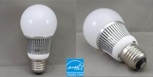 China D60 5W Samsung LED Globe Bulbs , High Power E27 / E26 LED Bulb on sale