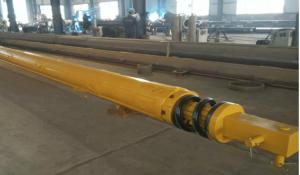 China Kelly Drive Drilling Heat Treatment Forging Steel Material Friction Interlocking on sale