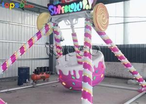 China Kids Attraction 5 Seat Super Lollipop Pendulum Amusement Rides Outdoor Playground on sale