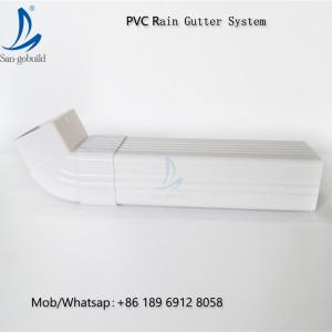 High Quality China Pvcrain Water Collector Rain Roof