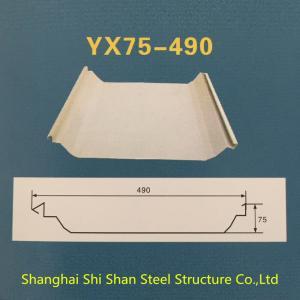 China Folhas de aço revestidas isoladas do telhado da cor, telhado galvanizado do aço de folha on sale