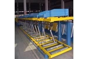 China High quality steel Automatic Stacking Machine, clay brick machine with High precision on sale