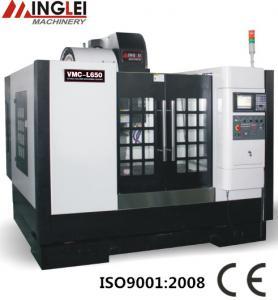 China Taladro horizontal del CNC de la alta precisión VMC-L650 y fresadora on sale