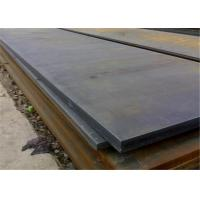 Good Tenacity Hot Rolled Steel Plate With Brushed / 2B / BA Surface