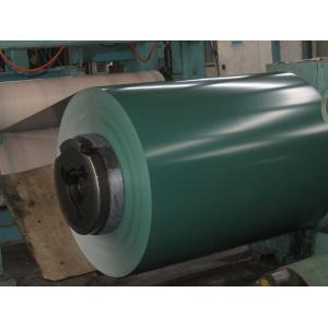 China 建築材料分野のための色によって波形を付けられるシートPrepainted鋼鉄コイル on sale