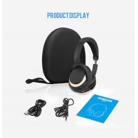 SORNBEO ANC BH519 rose gold  Wireless Bluetooth headset headphones earphone with Active Noise Cancelling