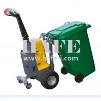 Economic type brand new design 3 wheel 1.5t electric Towing Tractor/electric trolley with beautiful outlook