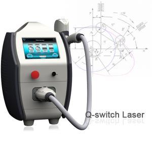 China Lady Nd Yag Laser Tattoo Removal , Portable Smart Laser Beauty Machine on sale