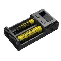Hot sale battery charger Nitecore charger NEW i2  Multifunctional batteries charger Nitecore NEW i2 18650 26650 18500 AA