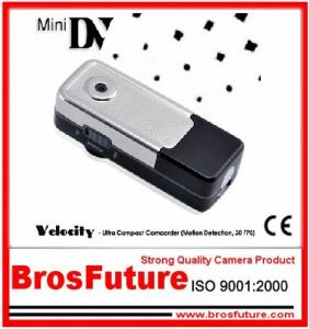 China 2MP Color CMOS Digital Mini Dvr Camcorder with Motion Detection 1280 x 960 Resolotion on sale