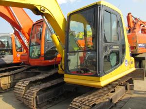 China KOMATSU PC60-7 USED MINI EXCAVATOR FOR SALE(95%NEW) on sale