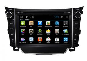 1080P HD Hyundai I30 Android DVD Player GPS Navigation with