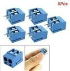 China waterproof 300V 15A screw terminal block connector for PCB board 15 AWG on sale
