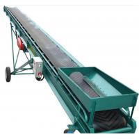 China Customized High Quality lightweight industrial Mobile Belt Conveyor splicing machine on sale