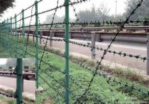 China Fence, barbed wire, prison fence, anti-climbers Low on sale